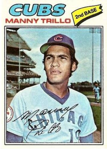 Photo of 1977 Topps #395 Manny Trillo