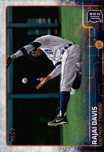 Photo of 2015 Topps #518 Rajai Davis