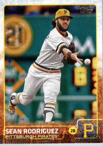 Photo of 2015 Topps Update #US184 Sean Rodriguez
