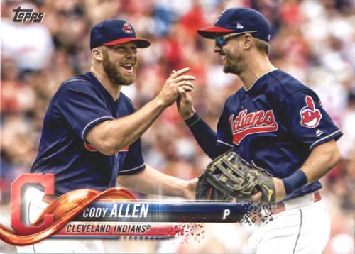 Photo of 2018 Topps #635 Cody Allen