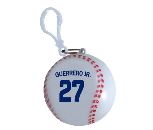 Toronto Blue Jays Guerrero Jr. Poncho Ball by Coopersburg Sports