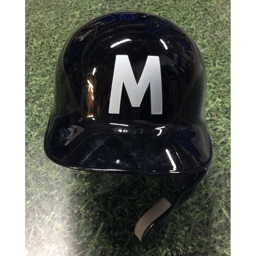 Orlando Arcia 2018 Team-Issued Milwaukee Bears Batting Helmet