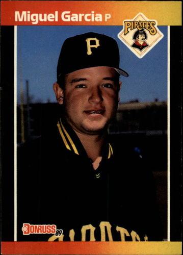 Photo of 1989 Donruss #622 Miguel Garcia DP