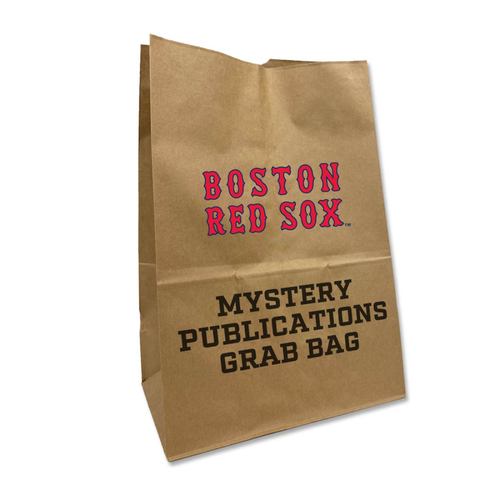 Photo of Boston Red Sox Publications Mystery Pack