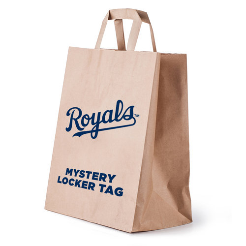 Photo of Kansas City Royals Mystery Locker Tag