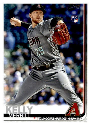 Photo of 2019 Topps Update #US240 Merrill Kelly RC