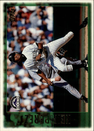 Photo of 1997 Topps #474 Neifi Perez