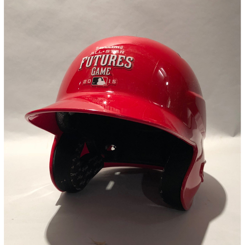Photo of 2015 Futures Game - Raimel Tapia Game-Used Batting Helmet