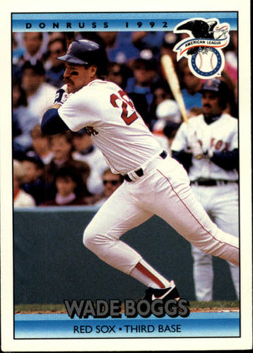 Photo of 1992 Donruss #23 Wade Boggs AS