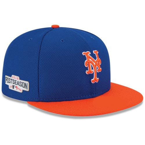 Photo of Seth Lugo #67 - Team Issued BP Hat - 2016 Postseason