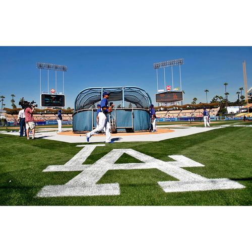 Photo of Opportunity to Watch Dodgers Batting Practice