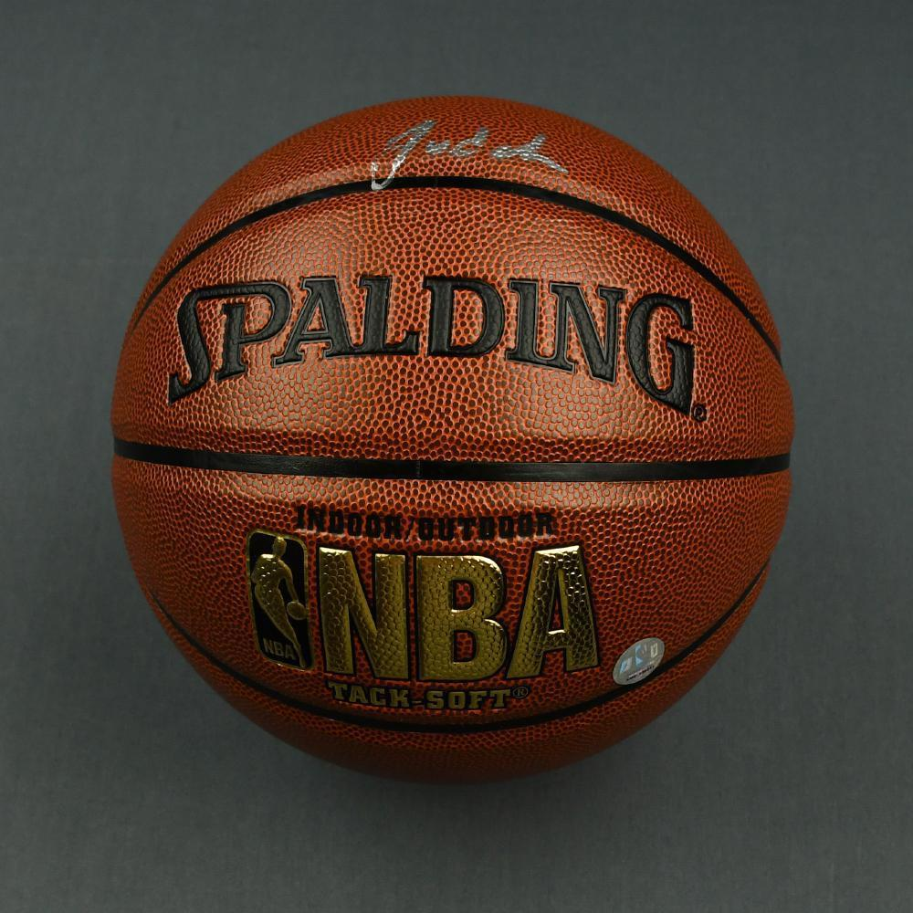 Jonathan Isaac - Orlando Magic - 2017 NBA Draft Class - Autographed Basketball