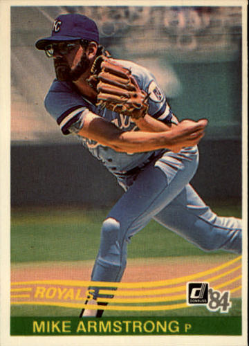 Photo of 1984 Donruss #217 Mike Armstrong