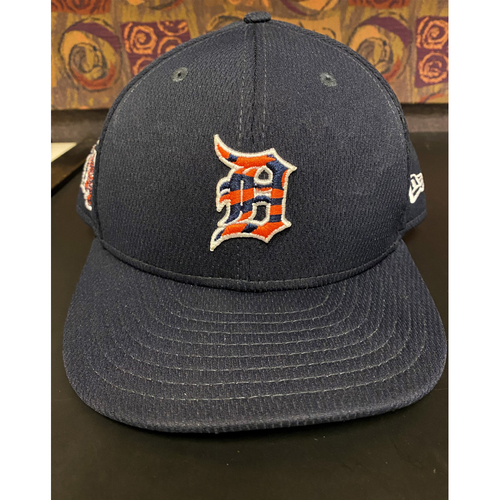 Photo of Team-Issued 2020 Spring Training Detroit Tigers Cap #74 (Casey Mize's Spring Training Jersey #) (MLB AUTHENTICATED)
