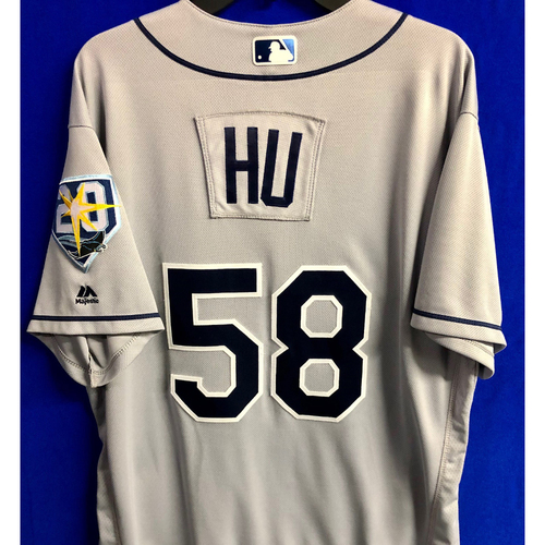 Photo of Team Issued 20th Anniversary Jersey: Chih-Wei Hu