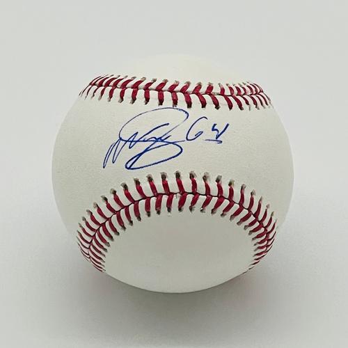 Photo of Minnesota Twins Autographed Baseball - Willians Astudillo
