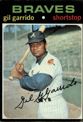 Photo of 1971 Topps #173 Gil Garrido