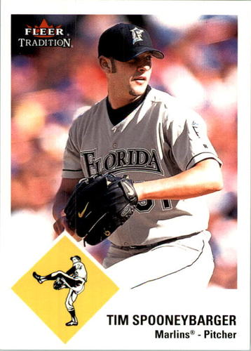 Photo of 2003 Fleer Tradition Update Glossy #63 Tim Spooneybarger