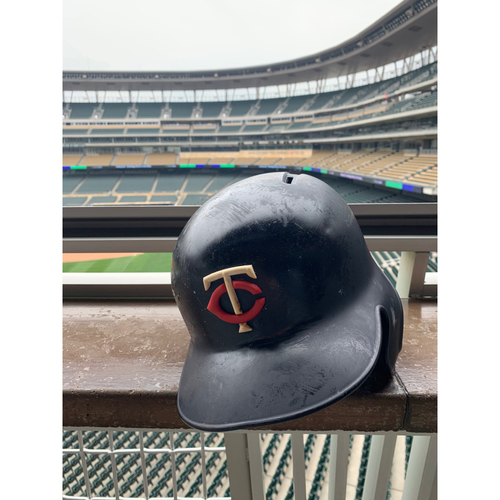 Photo of 2019 Game-used Batting Helmet - Tyler Austin #31