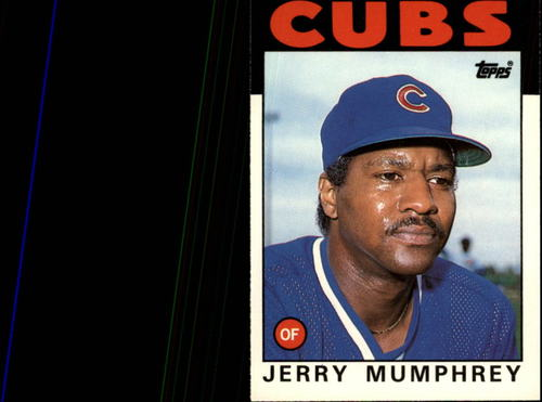 Photo of 1986 Topps Traded #76T Jerry Mumphrey
