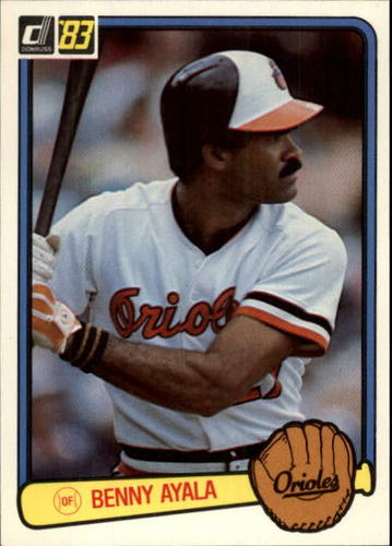 Photo of 1983 Donruss #331 Benny Ayala