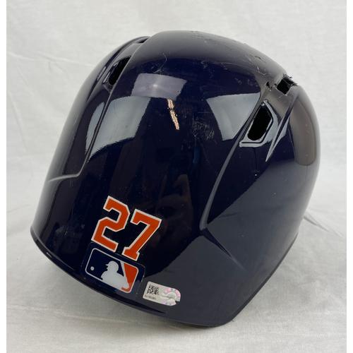 Photo of Jose Altuve Team Issued Helmet - Size 7 1/4