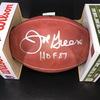 NFL - Steelers Joe Greene Signed Authentic Football
