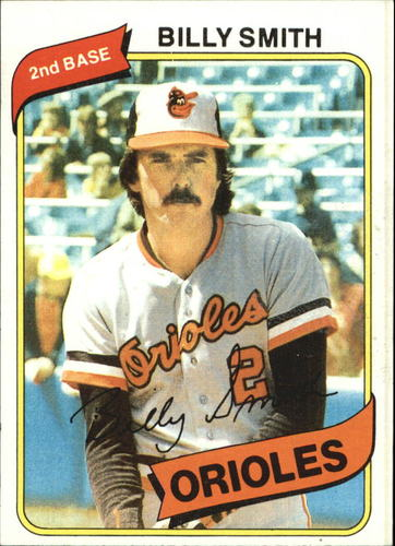 Photo of 1980 Topps #367 Billy Smith