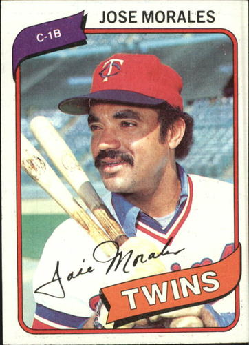 Photo of 1980 Topps #218 Jose Morales