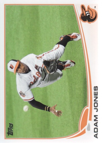 Photo of 2013 Topps #10A Adam Jones