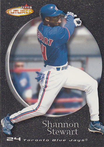 Photo of 2001 Fleer Futures Black Gold #144 Shannon Stewart