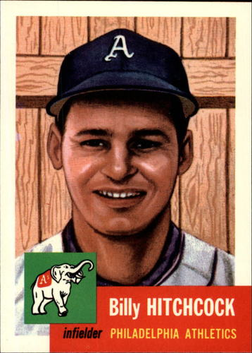 Photo of 1991 Topps Archives 1953 #17 Billy Hitchcock