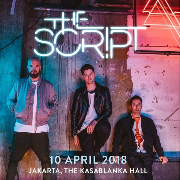 Click to view The Script Concert Tickets.