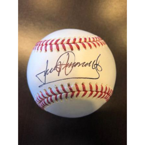 Photo of Giants Wives Auction: Gorkys Hernandez Autographed Baseball