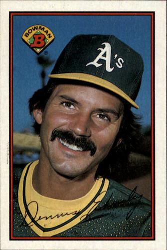 Photo of 1989 Bowman #190 Dennis Eckersley