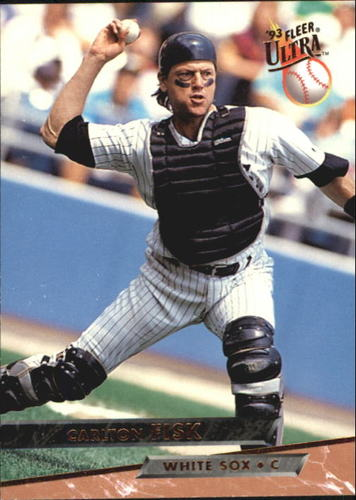 Photo of 1993 Ultra #530 Carlton Fisk