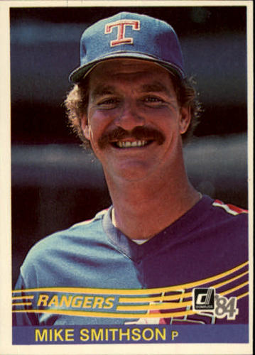 Photo of 1984 Donruss #221 Mike Smithson