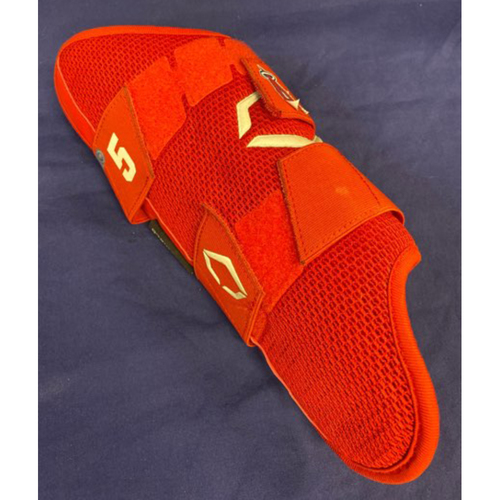 Albert Pujols Team Issued Evoshield Leg Guard