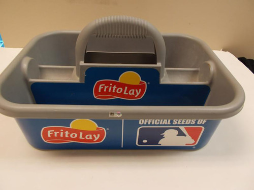 Frito Lay Snack Container-Detroit Tigers Dugout