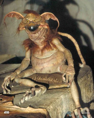 Mark Dodson as Salacious B. Crumb