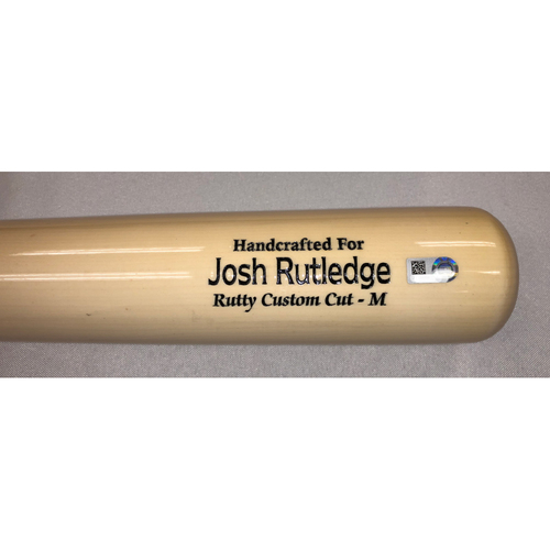 Photo of Josh Rutledge Team Issued Bat