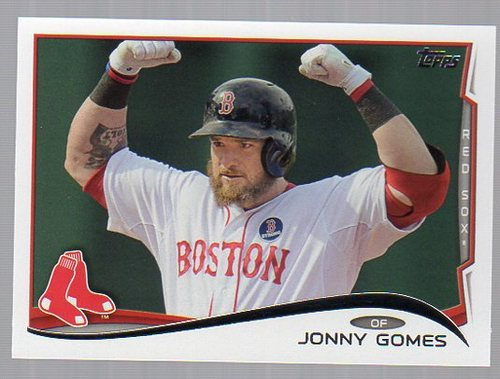 Photo of 2014 Topps #274 Jonny Gomes