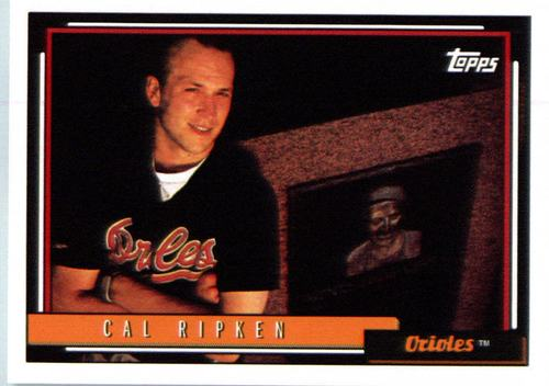 Photo of 2016 Topps Berger's Best #BB41 Cal Ripken Jr.