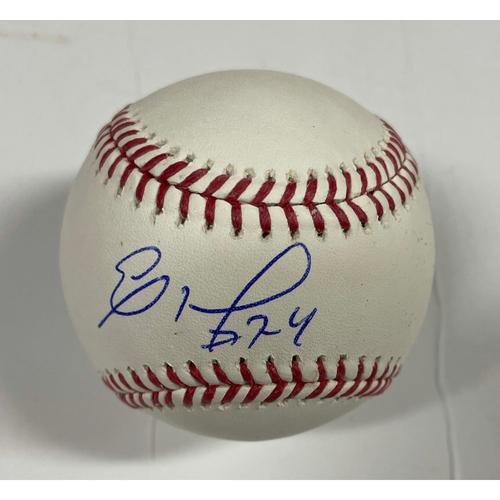Photo of Eloy Jimenez Autographed Baseball