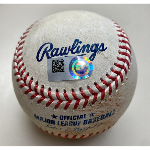 Photo of Game-Used Baseball: Lance Lynn Chicago White Sox Strikeout (MLB AUTHENTICATED)