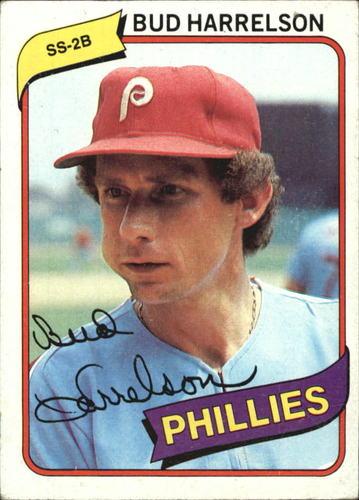 Photo of 1980 Topps #566 Bud Harrelson