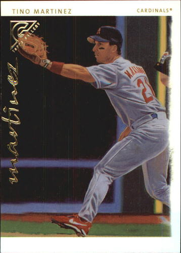 Photo of 2003 Topps Gallery Artist's Proofs #113 Tino Martinez