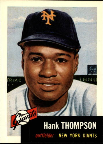Photo of 1991 Topps Archives 1953 #20 Hank Thompson