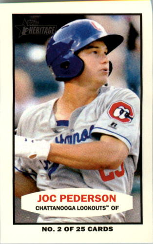 Photo of 2013 Topps Heritage Minors 1964 Bazooka #JP Joc Pederson