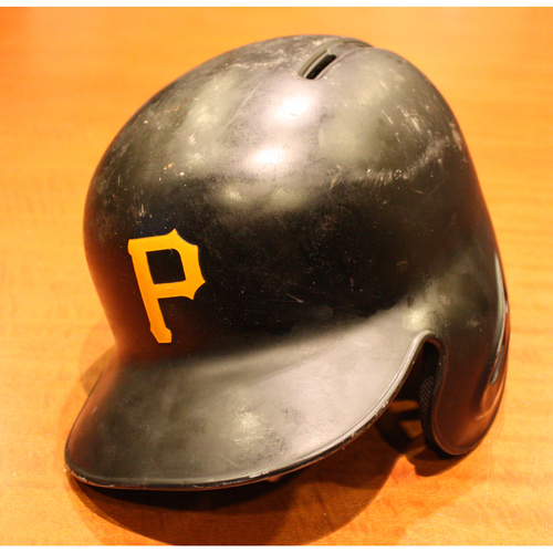 Photo of 2019 Team Issued Helmet - Joe Musgrove - Size 7 3/8